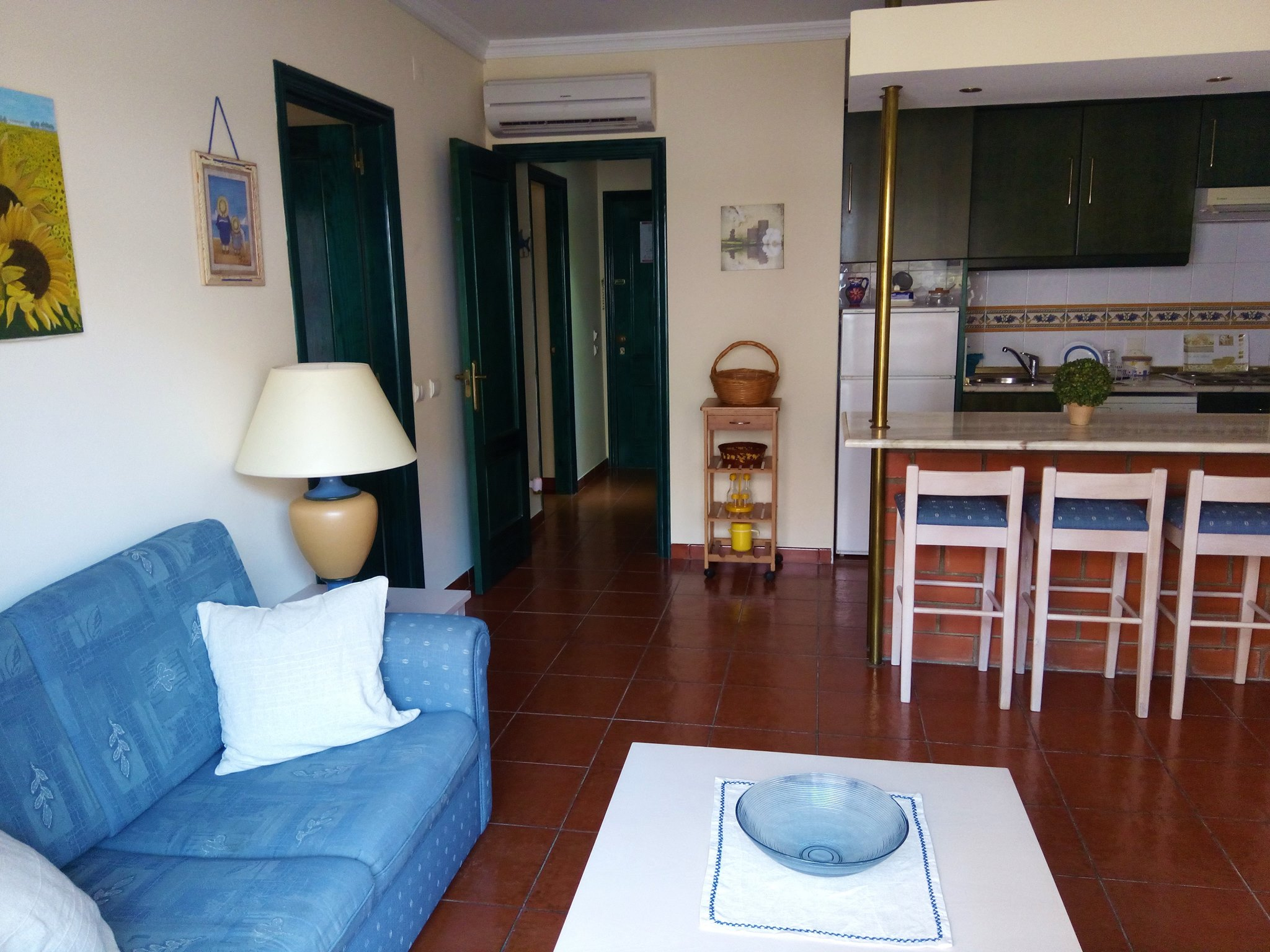 Rent Apartment 5 guests in Monte Gordo, Algarve Portugal ...