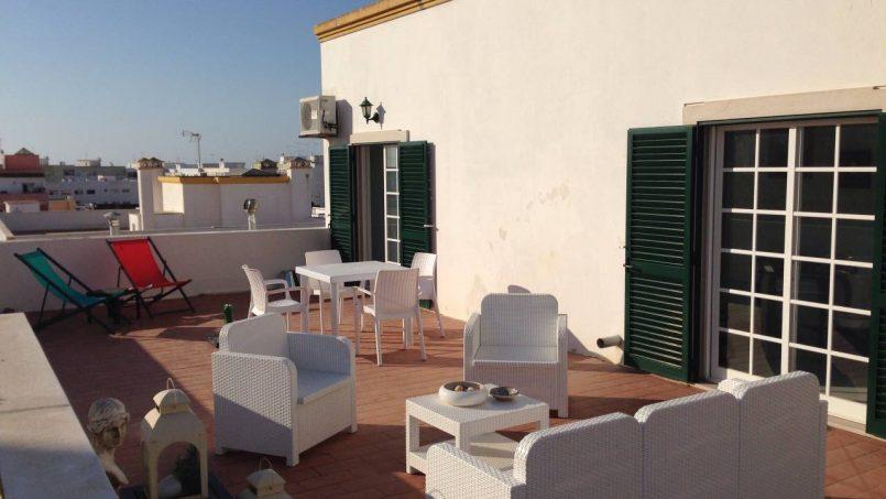 Apartamentos e moradias para alugar, Flat penthouse Joaquim do ô em Olhão, Portugal Algarve, REF_IMG_2934_5116