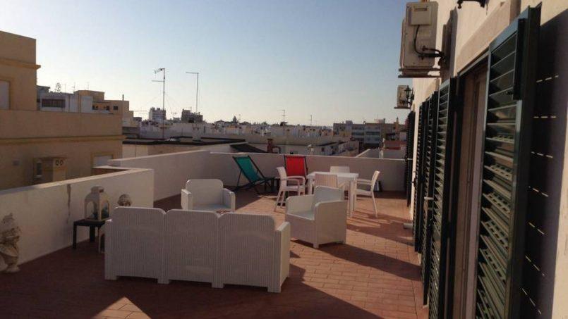 Apartamentos e moradias para alugar, Flat penthouse Joaquim do ô em Olhão, Portugal Algarve, REF_IMG_2934_5125