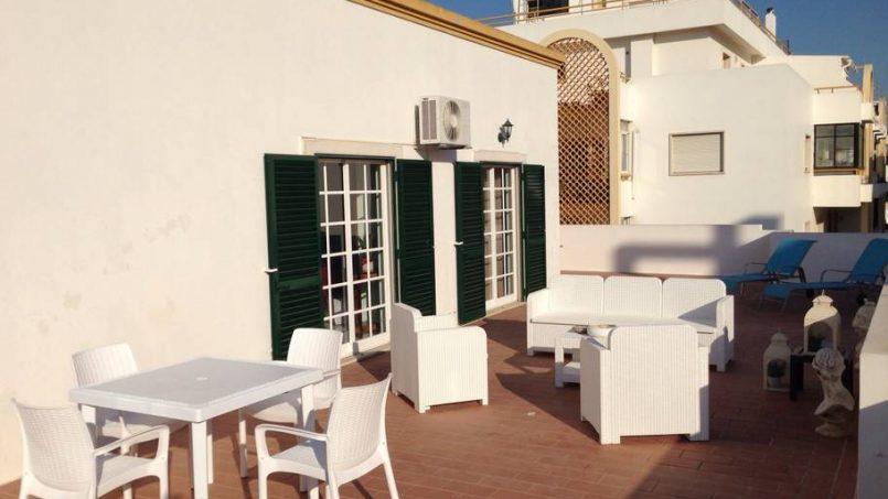 Apartamentos e moradias para alugar, Flat penthouse Joaquim do ô em Olhão, Portugal Algarve, REF_IMG_2934_5118