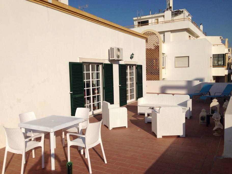 Location appartements et villas de vacance, Flat penthouse Joaquim do ô à Olhão, Portugal Algarve, REF_IMG_2934_5118