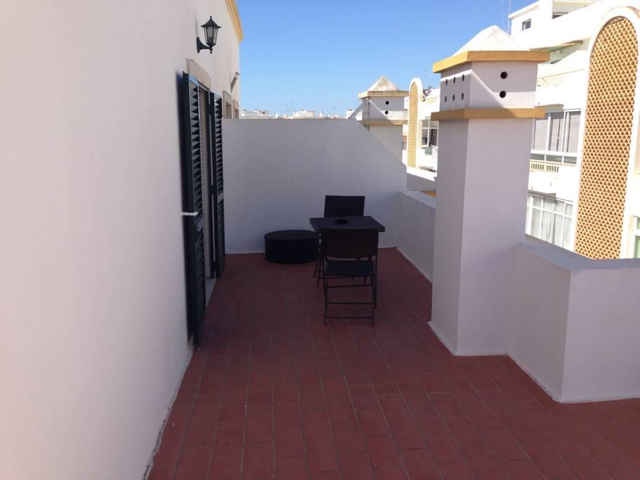 Location appartements et villas de vacance, Flat penthouse Joaquim do ô à Olhão, Portugal Algarve, REF_IMG_2934_5123
