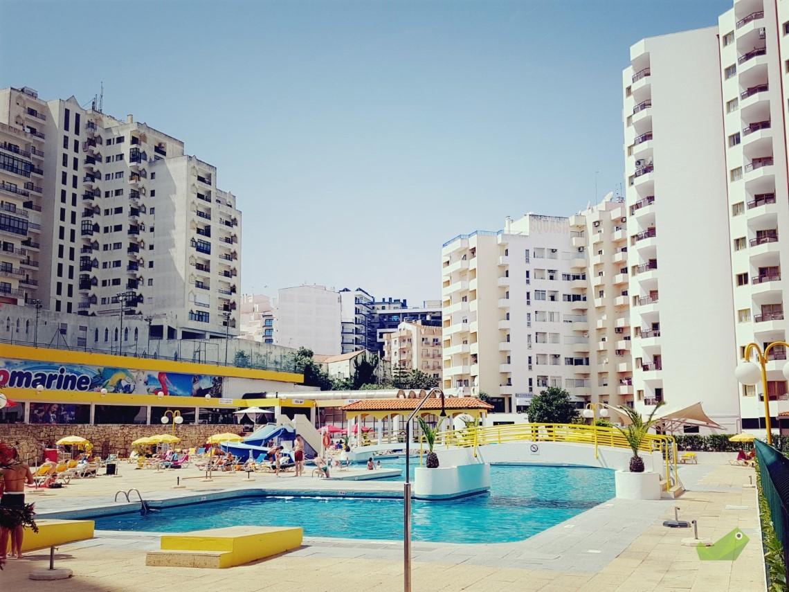 Location appartements et villas de vacance, Praia da Rocha  (Portimão) à Portimão, Portugal Algarve, REF_IMG_3194_3197