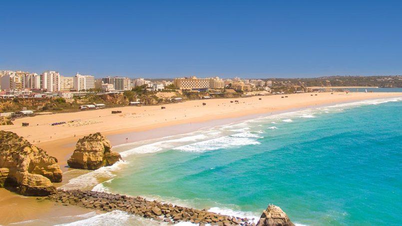 Apartamentos e moradias para alugar, Praia da Rocha  (Portimão) em Portimão, Portugal Algarve, REF_IMG_3194_3199