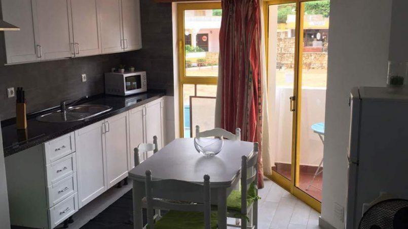 Apartamentos e moradias para alugar, Apartamento T1 Praia da Rocha em Portimão, Portugal Algarve, REF_IMG_4055_4057