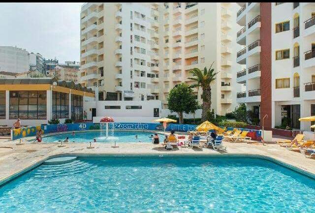 Holiday apartments and villas for rent, Apartamento T1 Praia da Rocha in Portimão, Portugal Algarve, REF_IMG_4055_4056