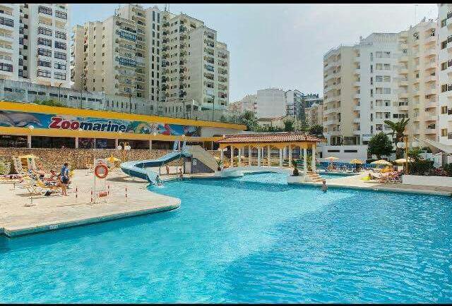 Holiday apartments and villas for rent, Apartamento T1 Praia da Rocha in Portimão, Portugal Algarve, REF_IMG_4055_4064