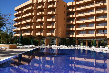 Apartamentos e moradias para alugar, T1 in Hotel Dom Pedro Portobelo 4 ****, in Vilamoura em Vilamoura, Portugal Algarve, REF_IMG_4276_4281