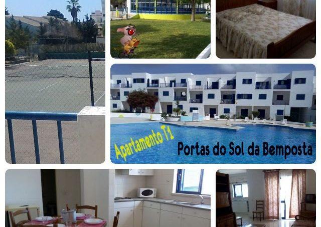 Apartamentos e moradias para alugar, T1 – Bemposta, Portimão em Portimão, Portugal Algarve, REF_IMG_4662_4663