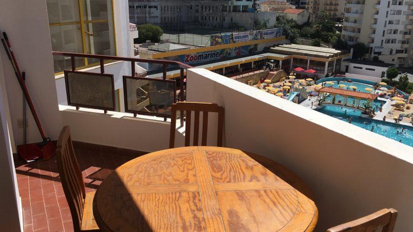 Apartamentos e moradias para alugar, Apartment T1 Praia da Rocha with pool and 5 min walking from the beach em Portimão, Portugal Algarve, REF_IMG_5007_5012