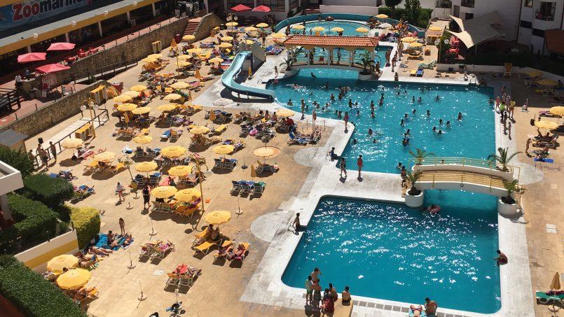 Apartamentos e moradias para alugar, Apartment T1 Praia da Rocha with pool and 5 min walking from the beach em Portimão, Portugal Algarve, REF_IMG_5007_5013
