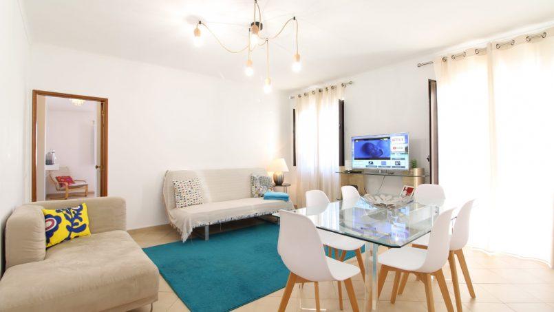 Apartamentos e moradias para alugar, Old Town Albufeira, 1F – 2 Bedroom with 2 bathrooms, 1 minute away from the beach em Albufeira, Portugal Algarve, REF_IMG_2988_5431
