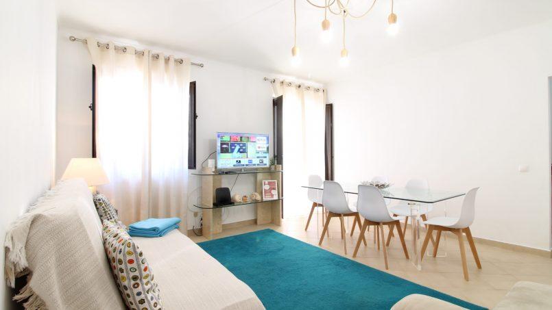 Apartamentos e moradias para alugar, Old Town Albufeira, 1F – 2 Bedroom with 2 bathrooms, 1 minute away from the beach em Albufeira, Portugal Algarve, REF_IMG_2988_5432
