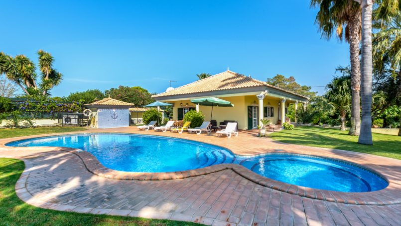 Location appartements et villas de vacance, moradia estrada quinta do lago à Almancil, Portugal Algarve, REF_IMG_5870_5883