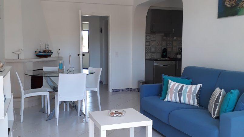 Apartamentos e moradias para alugar, for rent cozy apartment em Vilamoura, Portugal Algarve, REF_IMG_5803_5805