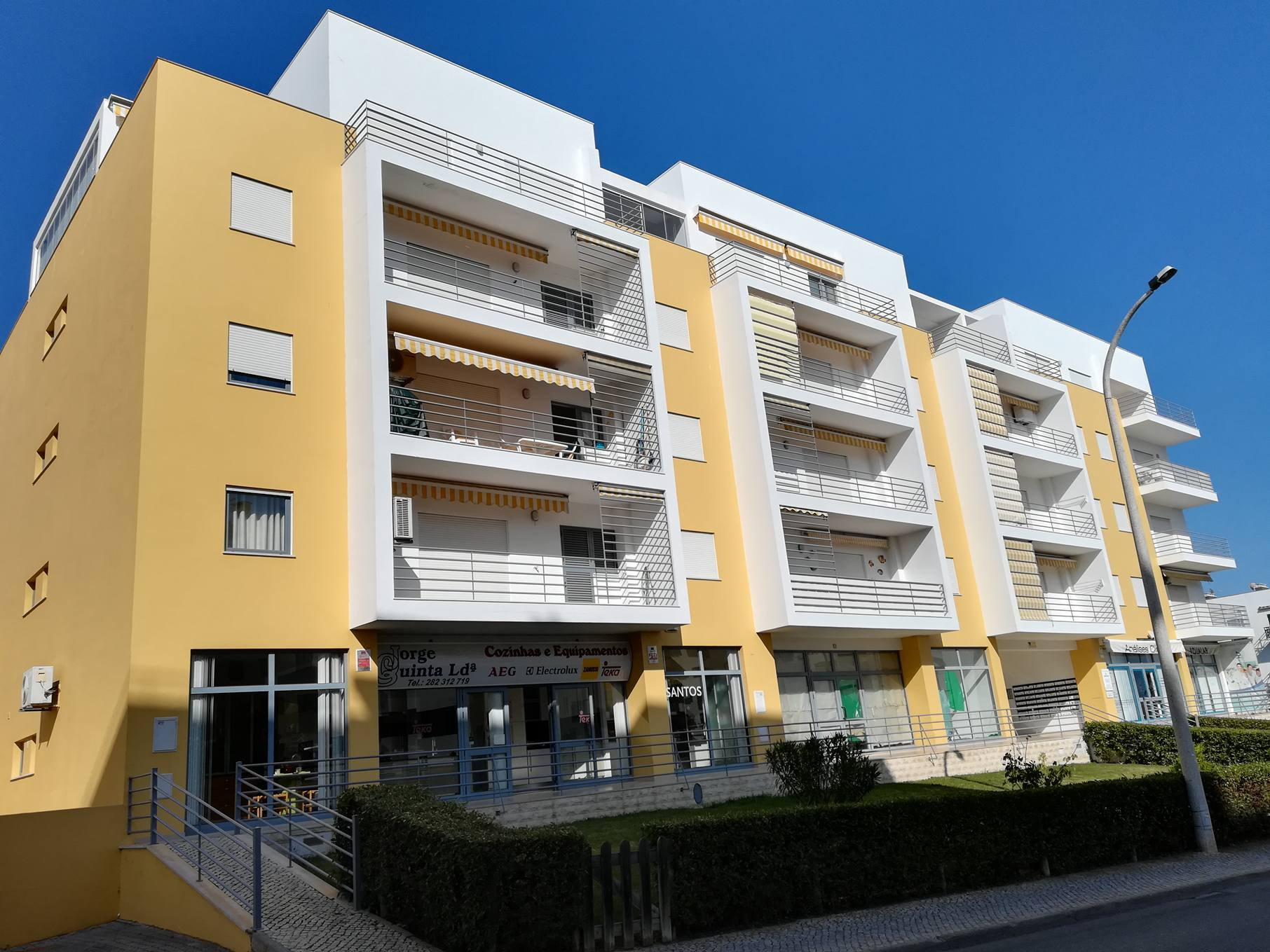 Location appartements et villas de vacance, Vila Nova II à Armação de Pêra, Portugal Algarve, REF_IMG_5826_5827