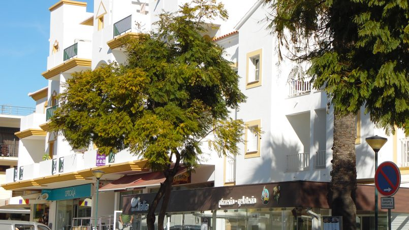 Location appartements et villas de vacance, Apartamento T1 - Albufeira - Piscina e Garagem à Albufeira, Portugal Algarve, REF_IMG_6128_6129