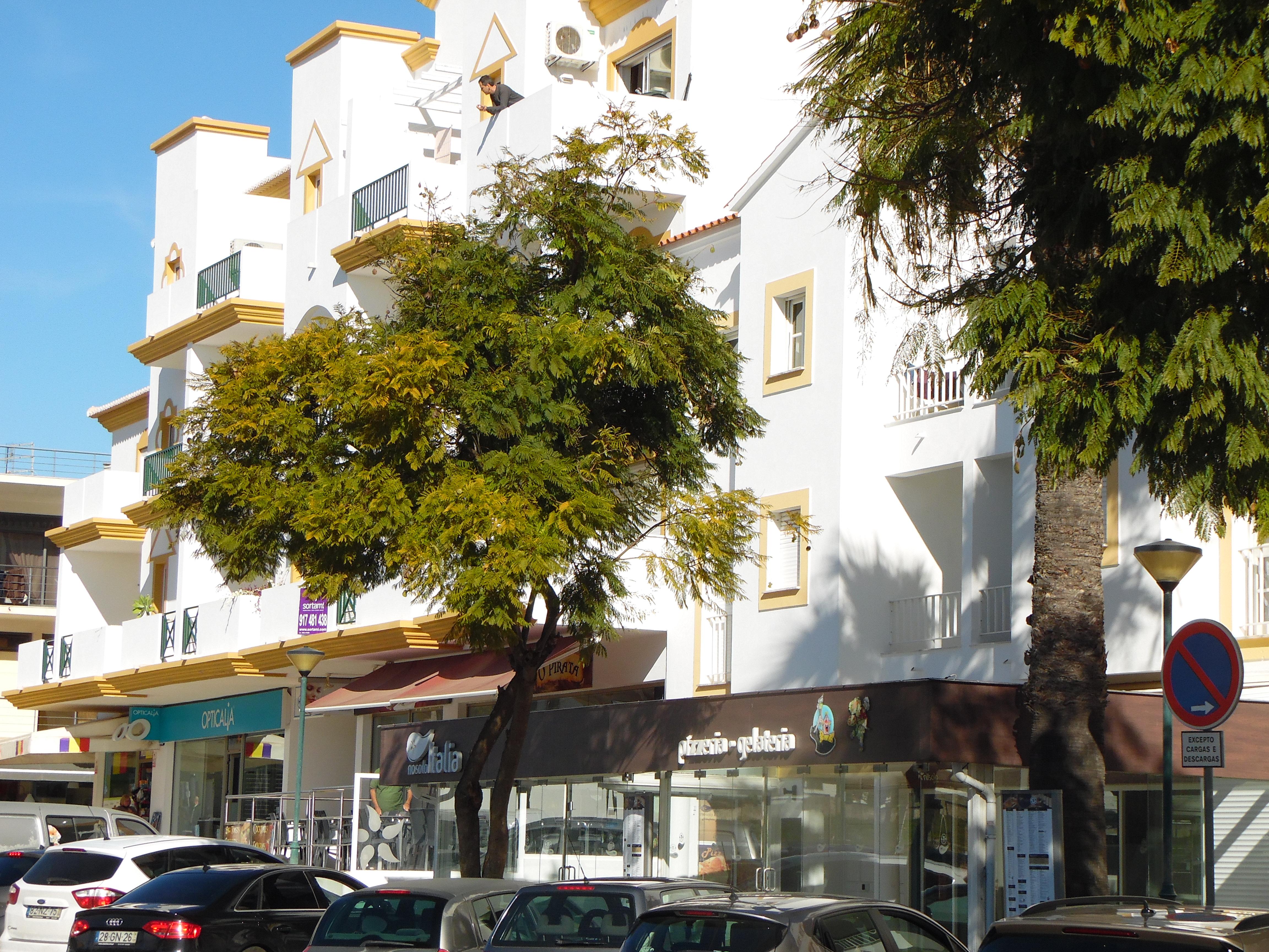 Apartamentos e moradias para alugar, Apartamento T1 - Albufeira - Piscina e Garagem em Albufeira, Portugal Algarve, REF_IMG_6128_6129