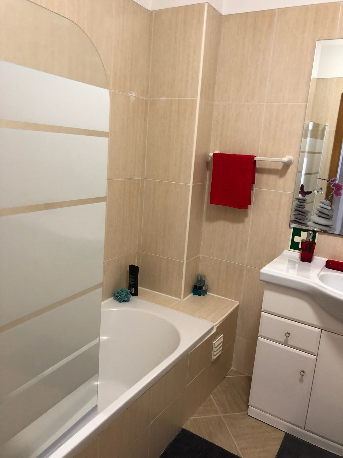 Apartamentos e moradias para alugar, Apartamento T1 - Albufeira - Piscina e Garagem em Albufeira, Portugal Algarve, REF_IMG_6128_6131