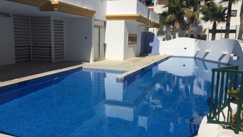 Location appartements et villas de vacance, Apartamento T1 - Albufeira - Piscina e Garagem à Albufeira, Portugal Algarve, REF_IMG_6128_6137