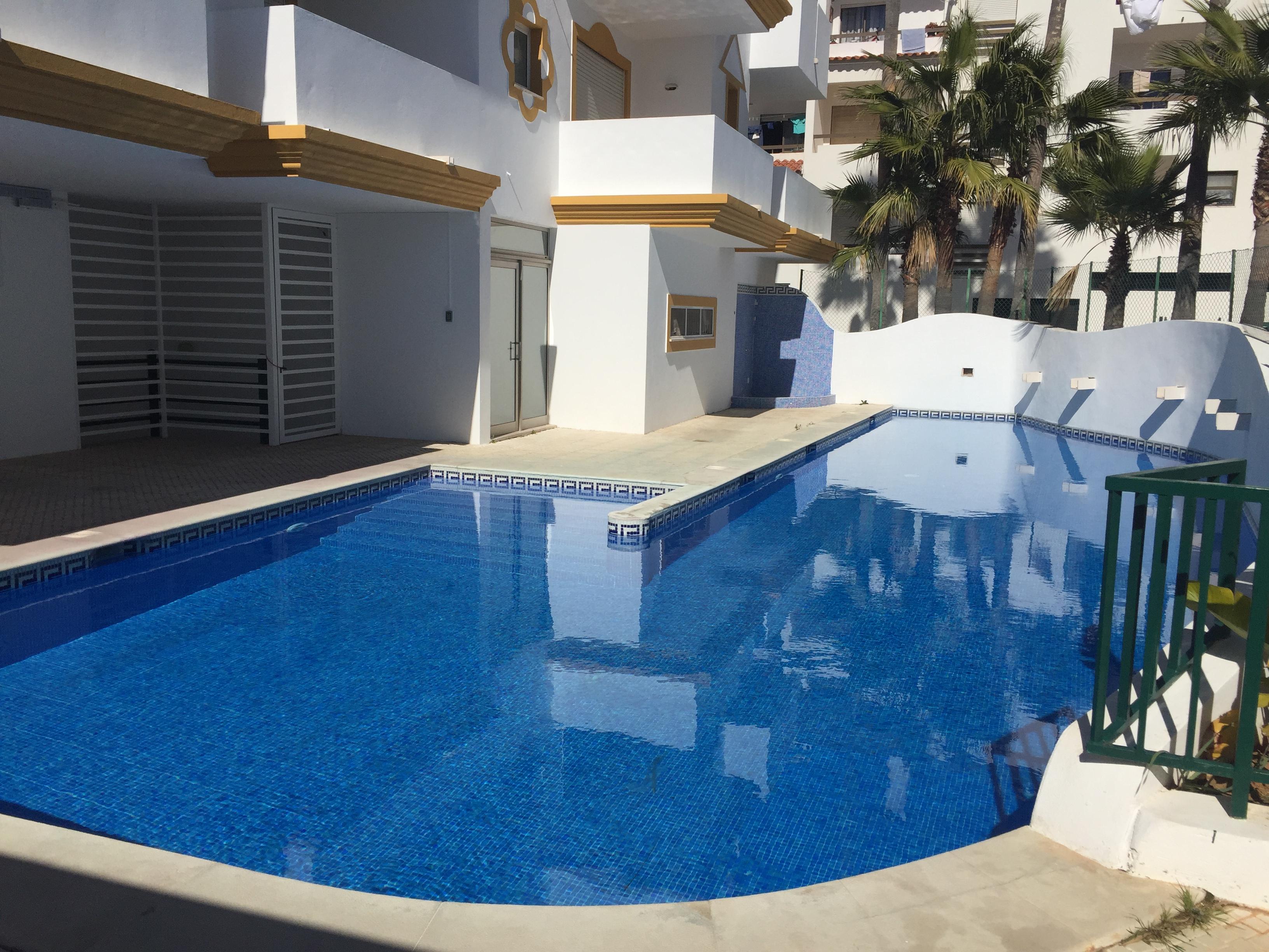 Apartamentos e moradias para alugar, Apartamento T1 - Albufeira - Piscina e Garagem em Albufeira, Portugal Algarve, REF_IMG_6128_6137