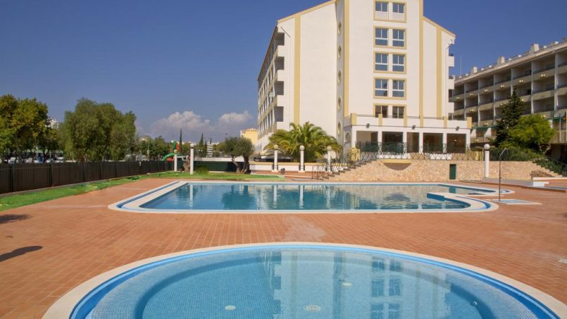 Apartamentos e moradias para alugar, Ferias de Verão em ApartHotel **** em Albufeira, Algarve em Albufeira, Portugal Algarve, REF_IMG_6326_6328
