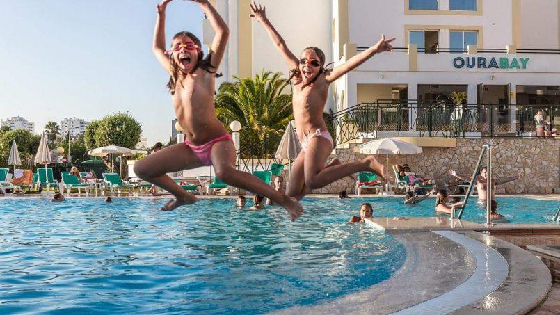 Apartamentos e moradias para alugar, Ferias de Verão em ApartHotel **** em Albufeira, Algarve em Albufeira, Portugal Algarve, REF_IMG_6326_6327