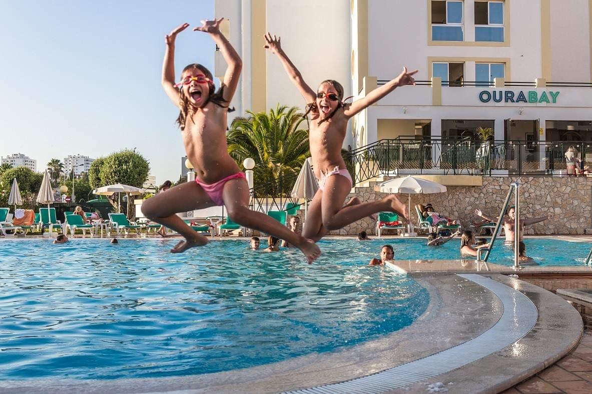 Holiday apartments and villas for rent, Ferias de Verão em ApartHotel **** em Albufeira, Algarve in Albufeira, Portugal Algarve, REF_IMG_6326_6327