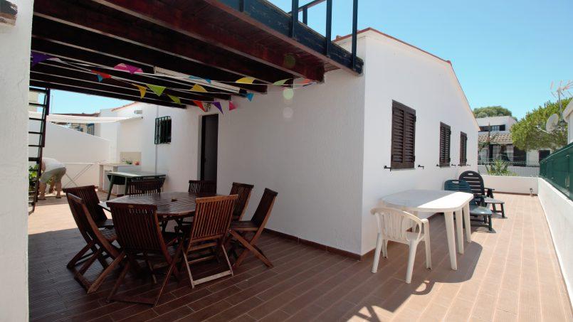 Apartamentos e moradias para alugar, Moradia no Algarve com vista mar 10 mint da praia (a pé) em Olhão, Portugal Algarve, REF_IMG_6691_6692
