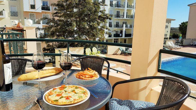 Apartamentos e moradias para alugar, Nossa casa, T2 holiday apartment in the algarve em Armação de Pêra, Portugal Algarve, REF_IMG_6269_6287