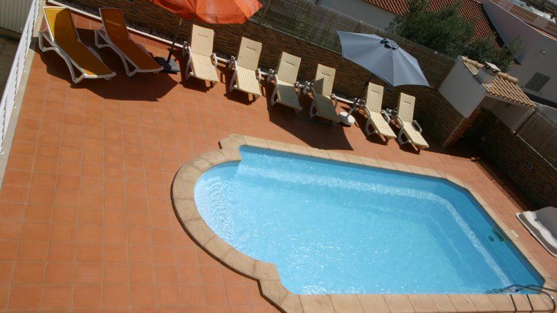 Holiday apartments and villas for rent, T2 ch. villa vista mar piscina in Olhão, Portugal Algarve, REF_IMG_6462_6464