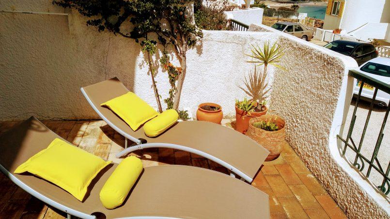 Apartamentos e moradias para alugar, Magnifique appartement face à l'océan em Lagos, Portugal Algarve, REF_IMG_7779_7795