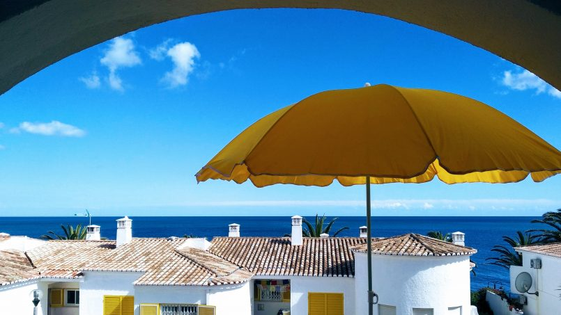 Apartamentos e moradias para alugar, Magnifique appartement face à l'océan em Lagos, Portugal Algarve, REF_IMG_7779_7781