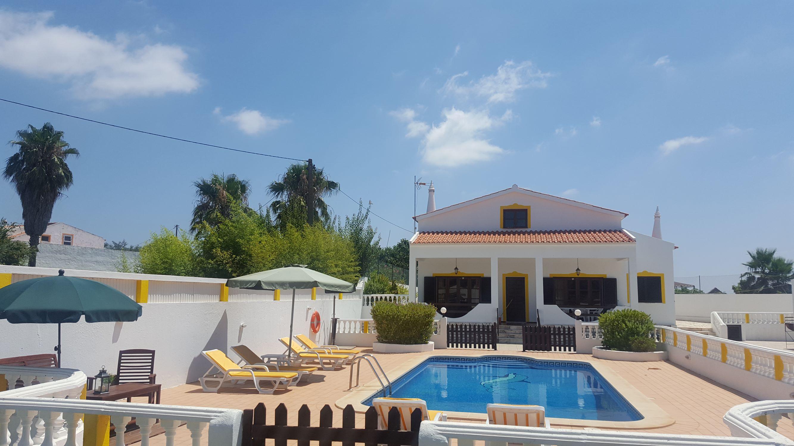 Location appartements et villas de vacance, Vivenda com piscina em Silves à Silves, Portugal Algarve, REF_IMG_8068_8079