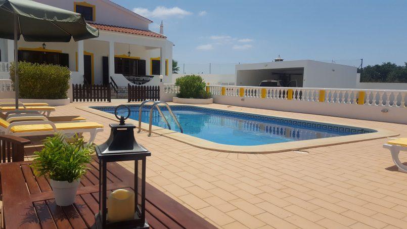 Apartamentos e moradias para alugar, Vivenda com piscina em Silves em Silves, Portugal Algarve, REF_IMG_8068_8082