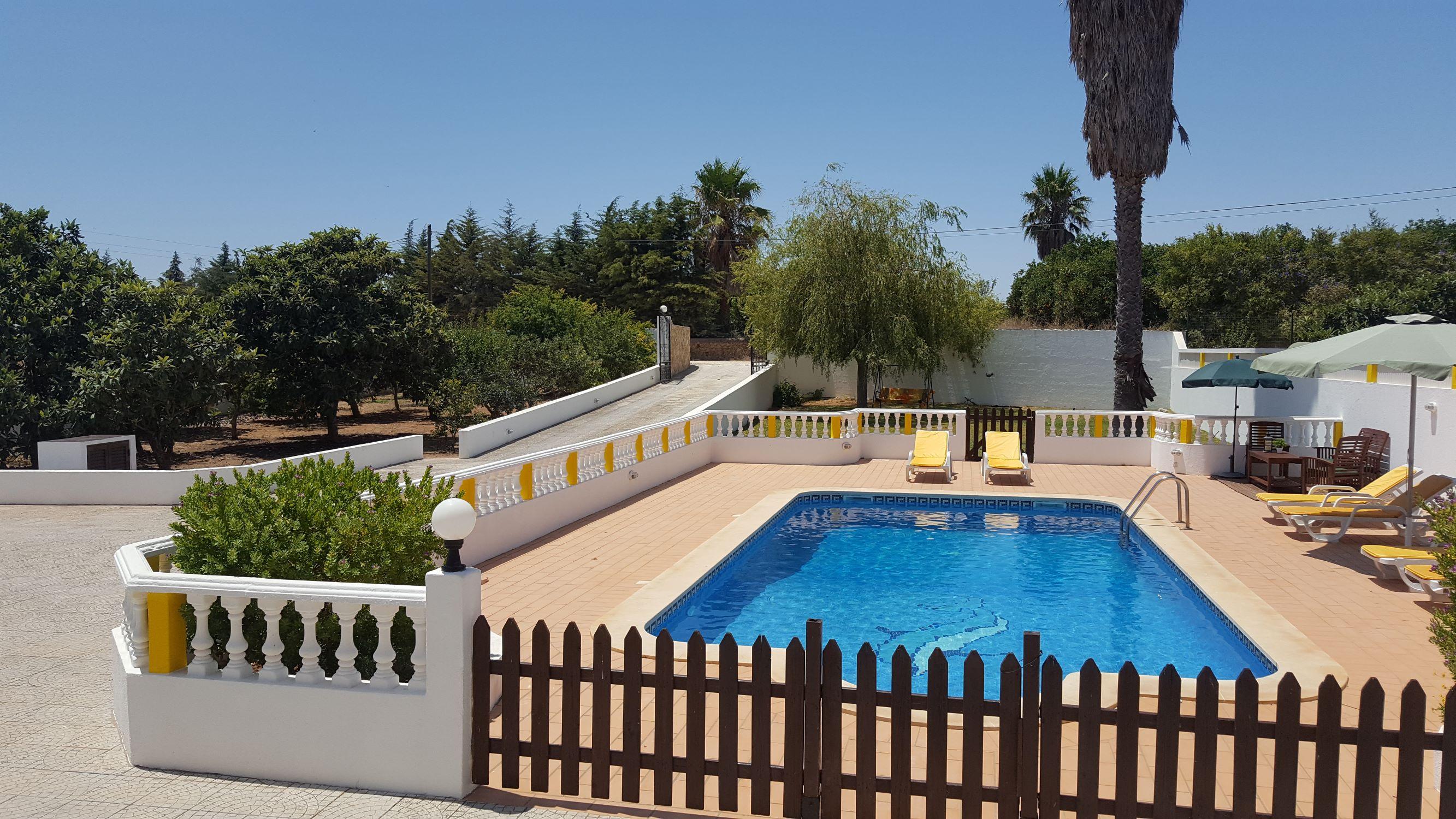 Location appartements et villas de vacance, Vivenda com piscina em Silves à Silves, Portugal Algarve, REF_IMG_8068_8089