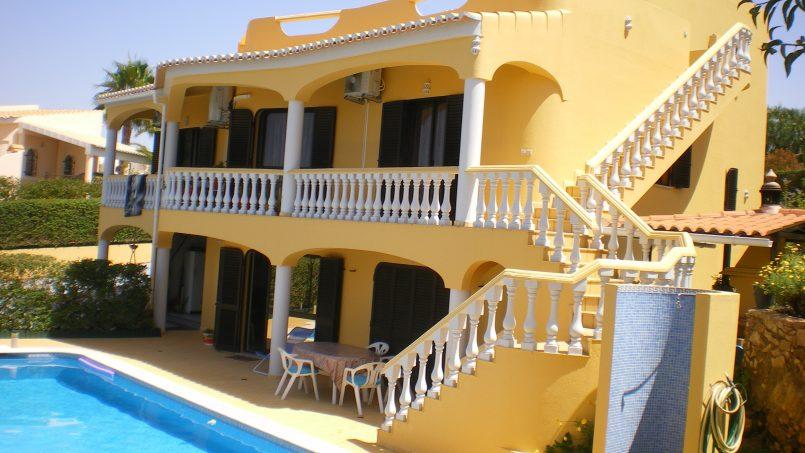Apartamentos e moradias para alugar, Maison avec piscine en Algarve au sud du Portugal em Lagoa, Portugal Algarve, REF_IMG_7550_8883