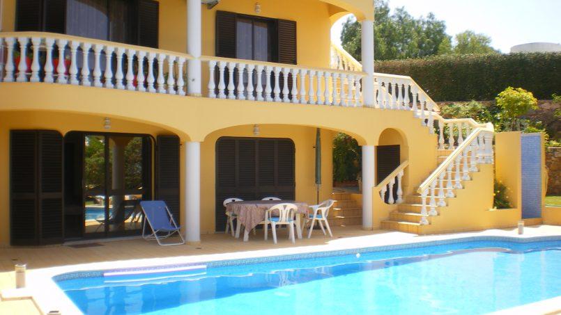 Apartamentos e moradias para alugar, Maison avec piscine en Algarve au sud du Portugal em Lagoa, Portugal Algarve, REF_IMG_7550_8884