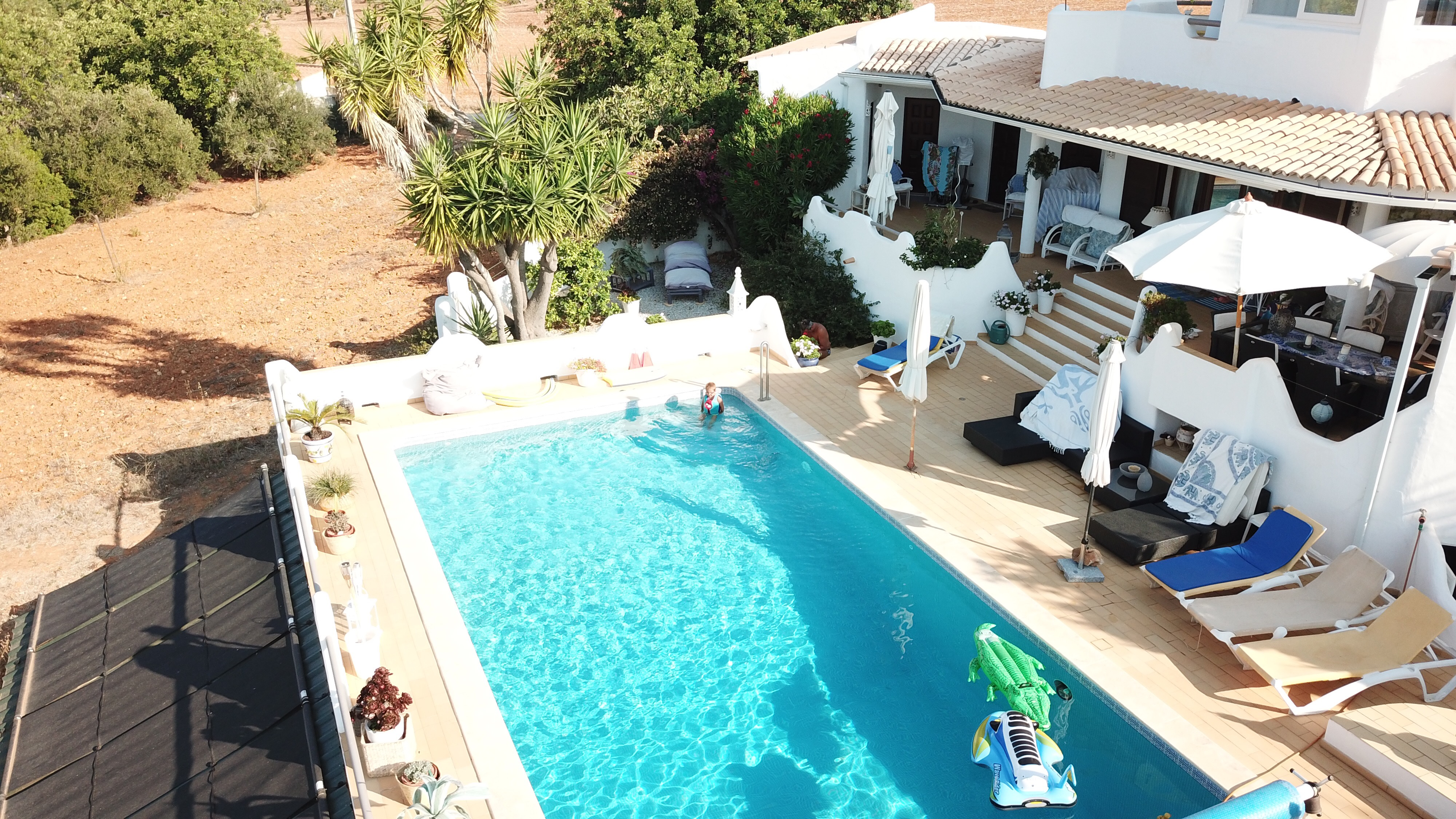 Holiday apartments and villas for rent, Appartement avec terrasse et piscine  – Guia in Guia, Portugal Algarve, REF_IMG_7128_8614