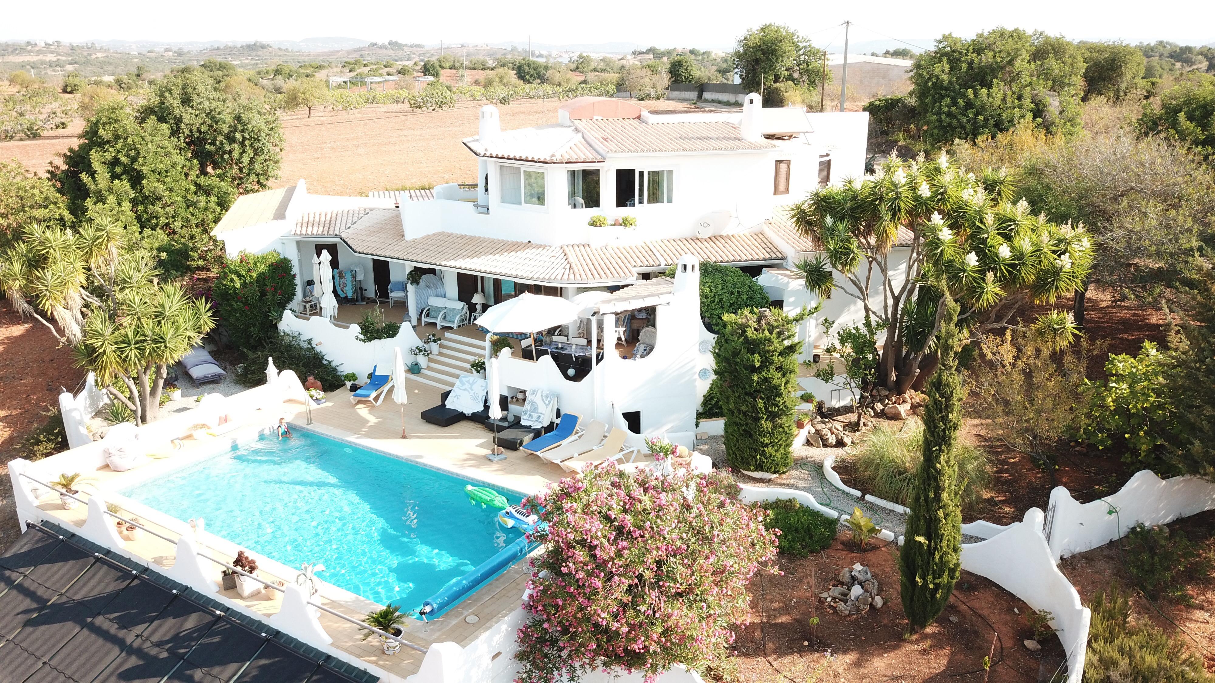 Location appartements et villas de vacance, Appartement avec terrasse et piscine  – Guia à Guia, Portugal Algarve, REF_IMG_7128_8615