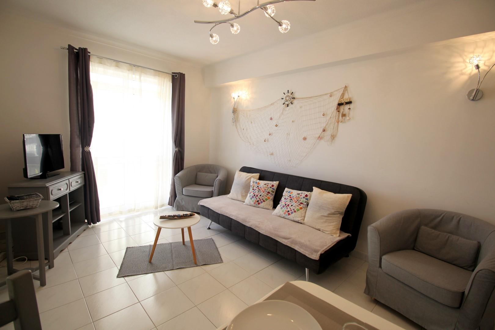 Location appartements et villas de vacance, Appartement en face de la plage – Armação-de-Pêra à Armação de Pêra, Portugal Algarve, REF_IMG_6809_8739