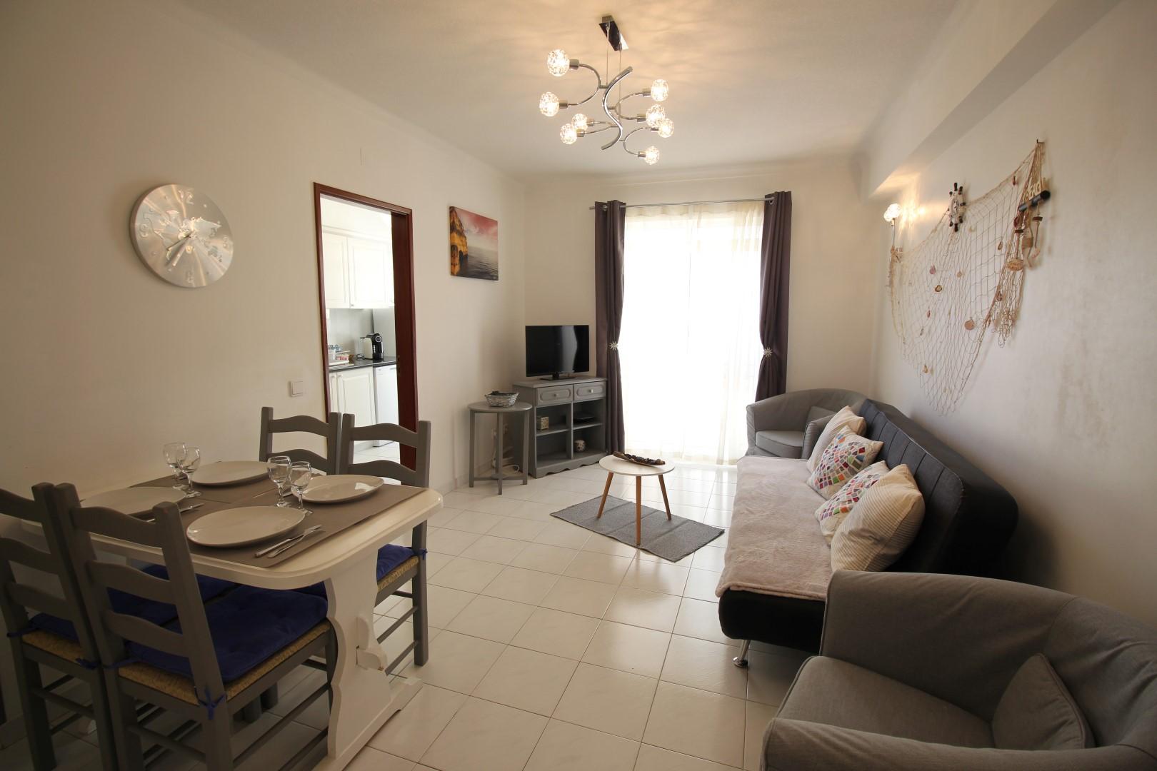 Location appartements et villas de vacance, Appartement en face de la plage – Armação-de-Pêra à Armação de Pêra, Portugal Algarve, REF_IMG_6809_8740