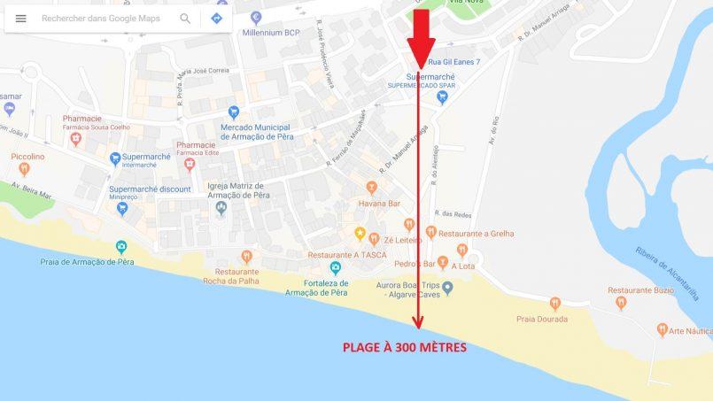 Apartamentos e moradias para alugar, Appartement 300m de la plage – Armação de Pêra em Armação de Pêra, Portugal Algarve, REF_IMG_6778_8759
