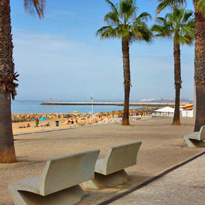 Location appartements et villas de vacance, appartement  a quarteira à Quarteira, Portugal Algarve, REF_IMG_8360_8368