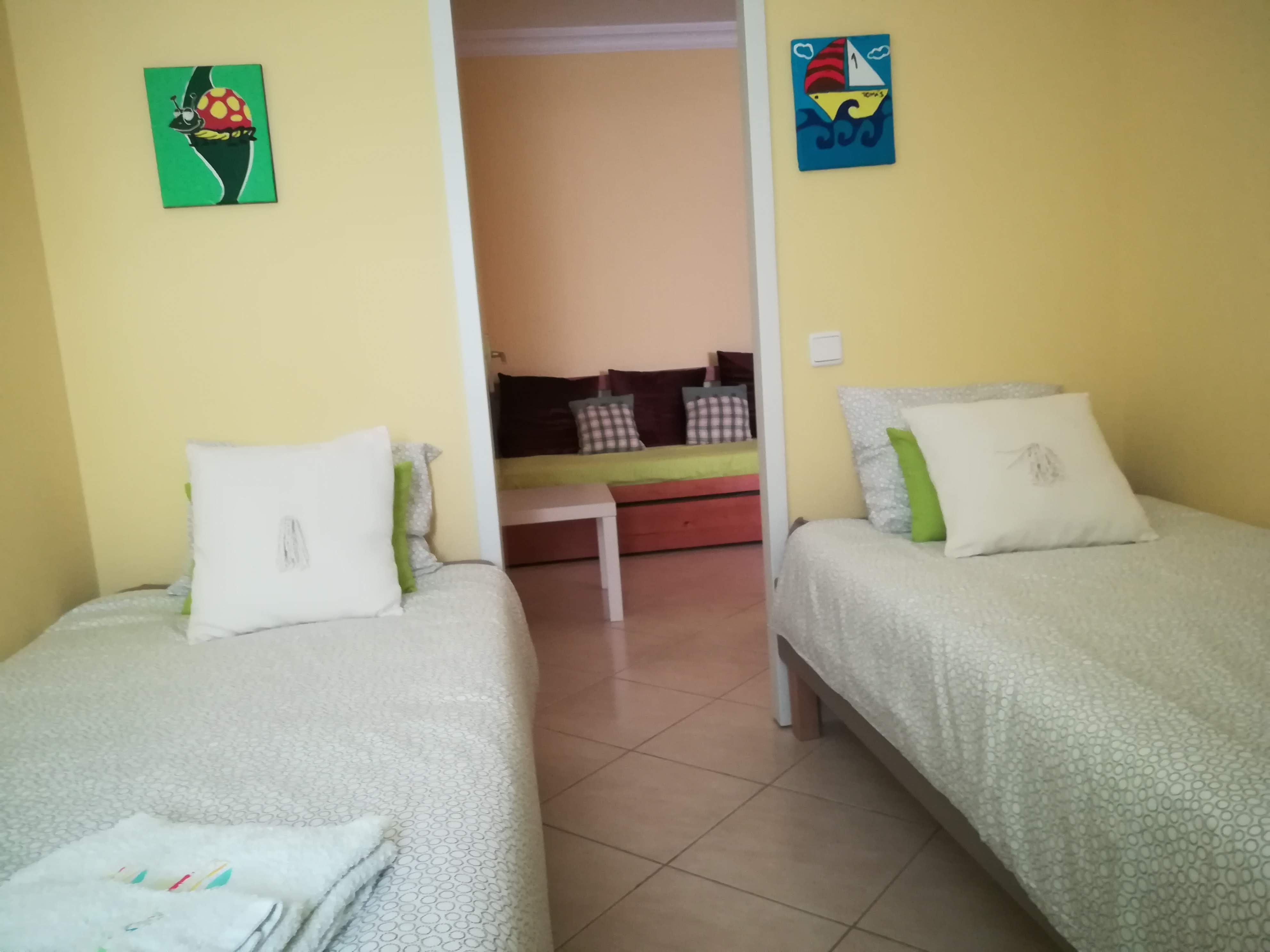 Location appartements et villas de vacance, Apartamento com terraço, perto da praia à Armação de Pêra, Portugal Algarve, REF_IMG_9160_9170