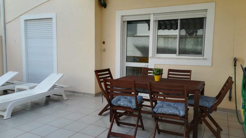 Apartamentos e moradias para alugar, Apartamento com terraço, perto da praia em Armação de Pêra, Portugal Algarve, REF_IMG_9160_9161