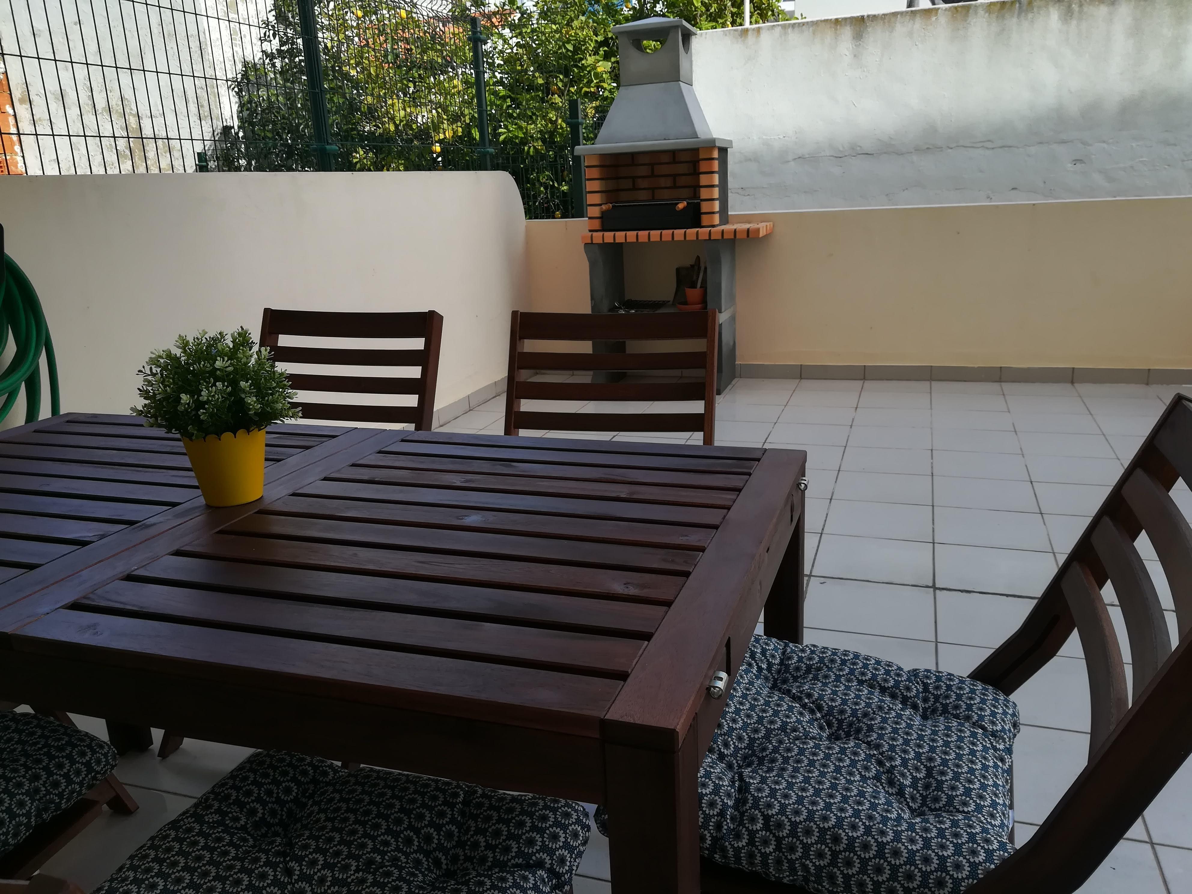 Location appartements et villas de vacance, Apartamento com terraço, perto da praia à Armação de Pêra, Portugal Algarve, REF_IMG_9160_9162