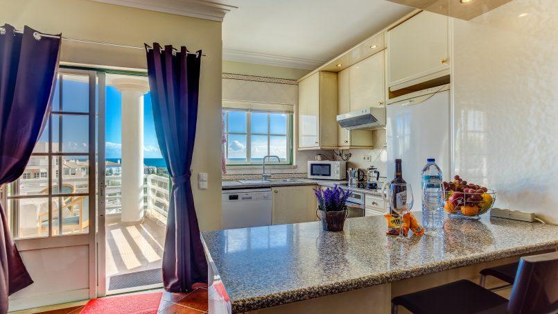 Apartamentos e moradias para alugar, Vau Seaview Apartment near beach and golf em Portimão, Portugal Algarve, REF_IMG_9241_9248