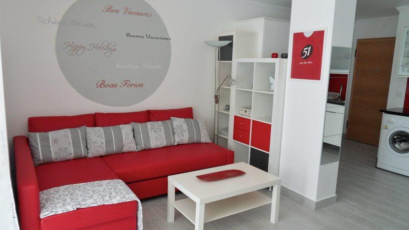 Location appartements et villas de vacance, Apartment Papillomn à Monte Gordo, Portugal Algarve, REF_IMG_9133_9145