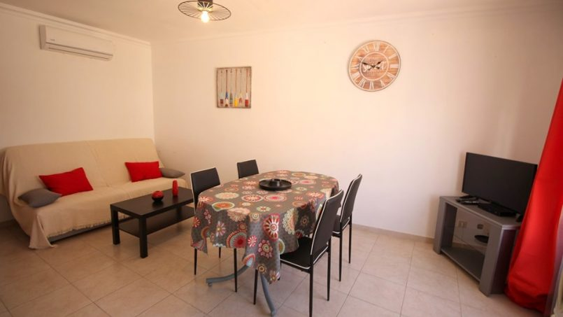 Location appartements et villas de vacance, Appartement 350m de la plage – Armação-de-Pêra à Armação de Pêra, Portugal Algarve, REF_IMG_6867_10346
